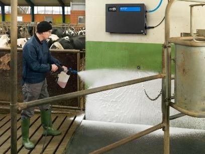nilfisk stationaire koudwaterhogedrukreiniger sc uno 7p1801200