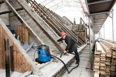 nilfisk stofwaterzuiger aero 2101 pc maximaal 2 stuks per bestelling