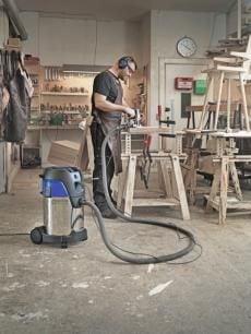 nilfisk stofwaterzuiger aero 3121 pc inox