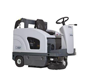 nilfisk veegmachine sweeper sw4000 lpg