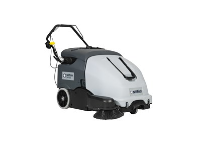 nilfisk veegmachine sweeper sw900 84p