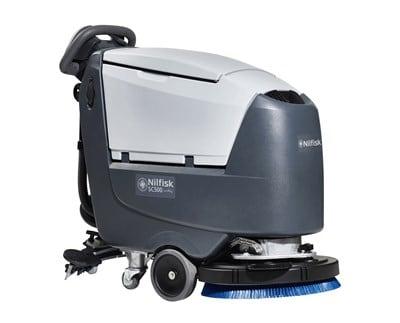 nilfisk walkbehind schrobzuigmachine scrubber sc500 53 b full pkg